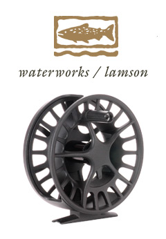 Lamson Liquid Fly Reel