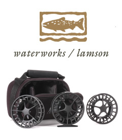 Lamson Liquid Fly Reel 3-Pack