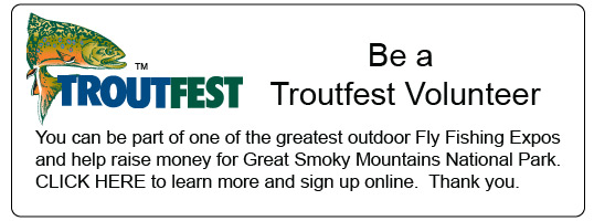 Volunteer for Troutfest