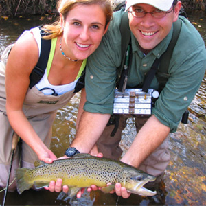 Choosing a Fly Fishing Guide | Little River Outfitters