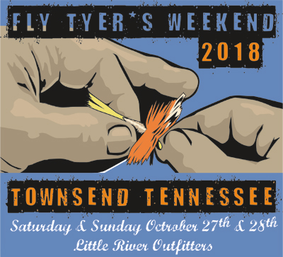 Fly Tyers Weekend Logo
