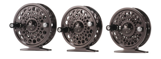 New Orvis Battenkill Reel front view