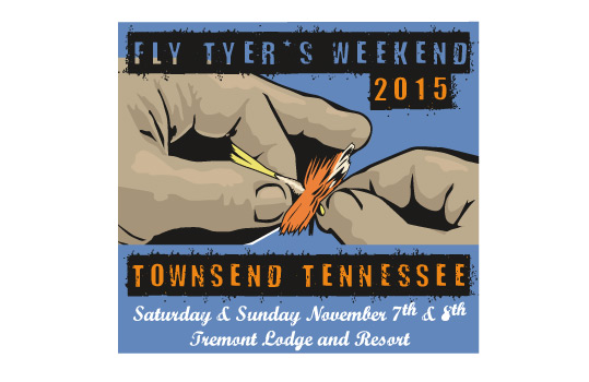 Fly Tyers Weekend 2015 Logo