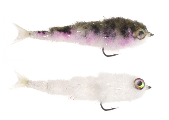 Game Changer flies tied by Unpqua Feather Merchants.