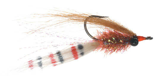 Sand Shrimp Saltwater Fly