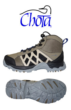 Chota Hybrid Rubber Soled Wading Boot
