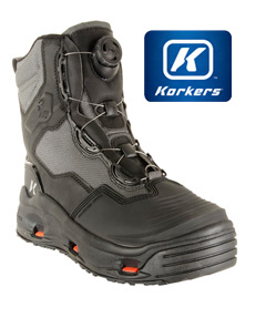 Korkers Darkhorse Wading Boot Ad