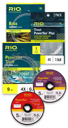 Rio Leaders and Tippet Ad