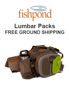 Fishpond Lumbar Packs Ad