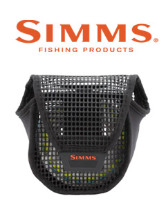 Simms Bounty Hunter Mesh Reel Pouches Ad