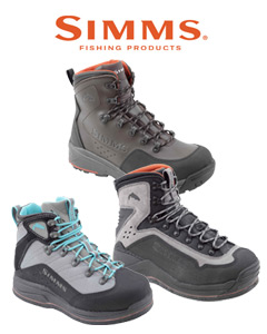 Simms Wading Boots Ad