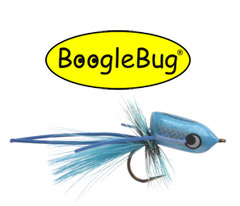 BoogleBug Popper in the Blue Color