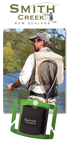 Smith Creek Net Holster Ad