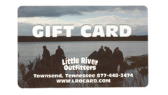 Little River Outfitters Gift Card Ad