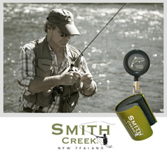 Smith Creek Rod Clip Ad