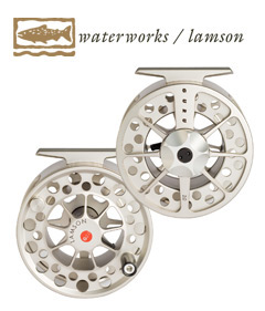 Lamson Guru Fly Fishing Reels
