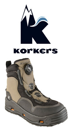 Korkers Whitehorse Wading Boot