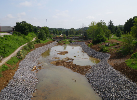 Greenbelt Lake Restoration