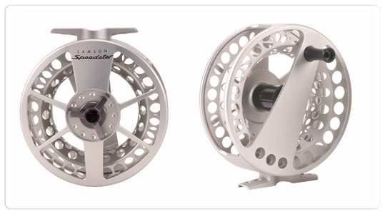 Waterworks Lamson Speedster Fly Reel