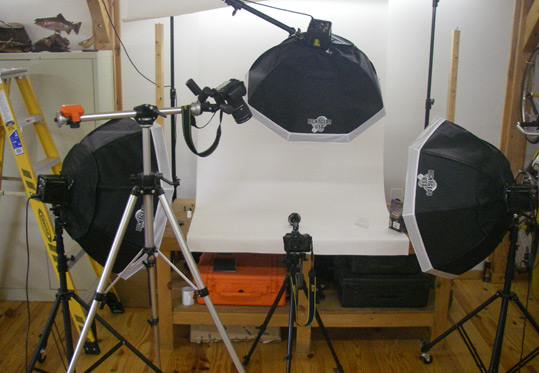 Photography Studio at Little River Outfitters